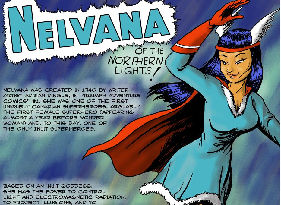 Nelvana of the Northern Lights